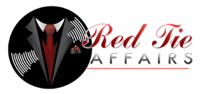 Red Tie Affairs – Premier entertainment company Logo